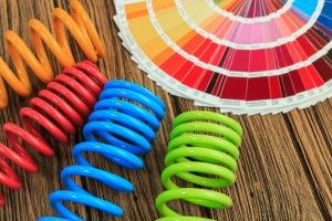 pulverlackering färger